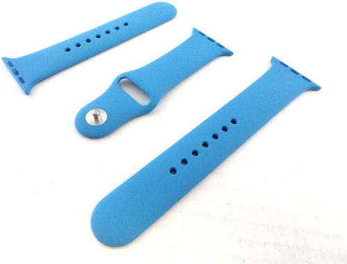 Genuine New- Apple Sport Band For Apple Watch 38mm Blue