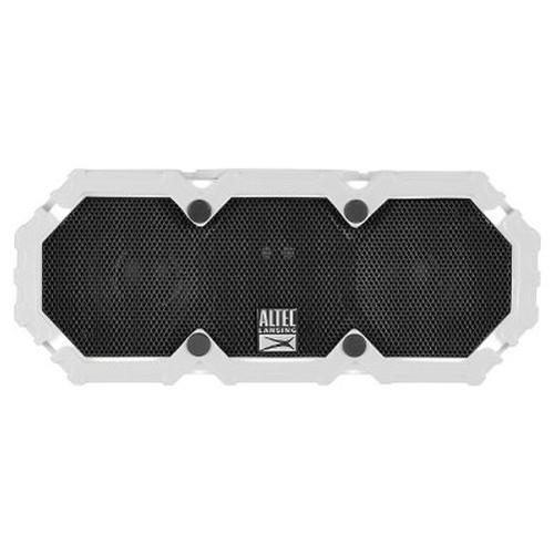 Altec Lansing LifeJacket 3 Wireless Bluetooth Waterproof Portable Speaker White