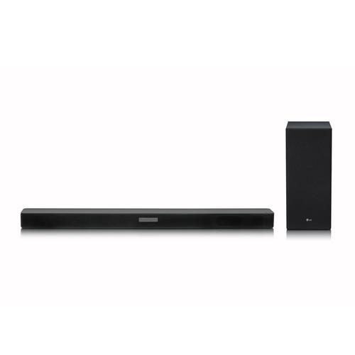 LG 2.1 Channel 360W Wireless Bluetooth Soundbar High Res Audio SKM5Y