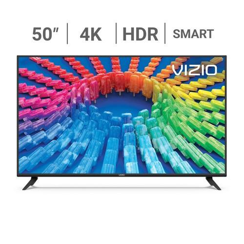 "VIZIO 50"" Inch V-Series LED 4K HDR Smart TV with HDR V505-H19"