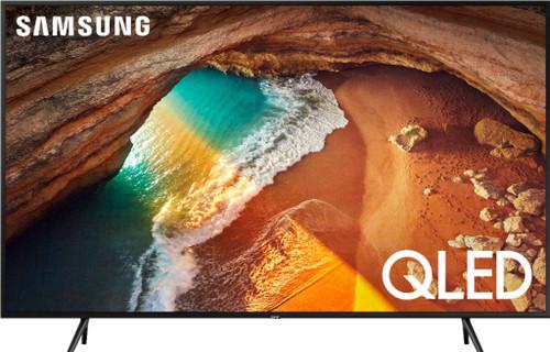 "Samsung 75"" inch Q60 QLED 4K Smart LED HD TV with HDR QN75Q60RAF"