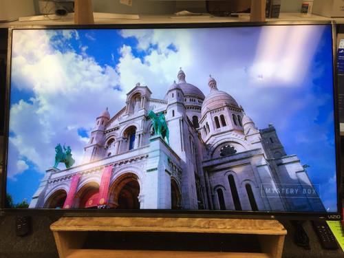 "VIZIO 43"" Inch FHD LED Smart 1080p TV D-Series D43fx-F4 - Screen Ripples & No legs"