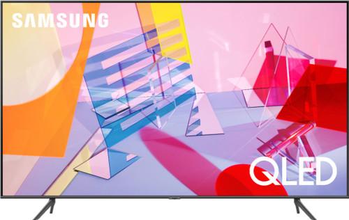 "Samsung 75"" Inch 4K QLED Ultra HD Smart TV with HDR QN75Q60TAFXZA - Cracked Bezel & Scratch - 12930765"