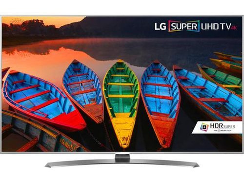 "LG 60"" Inch 4K Ultra HD Smart TV 120 HZ with HDR 60UH7700"