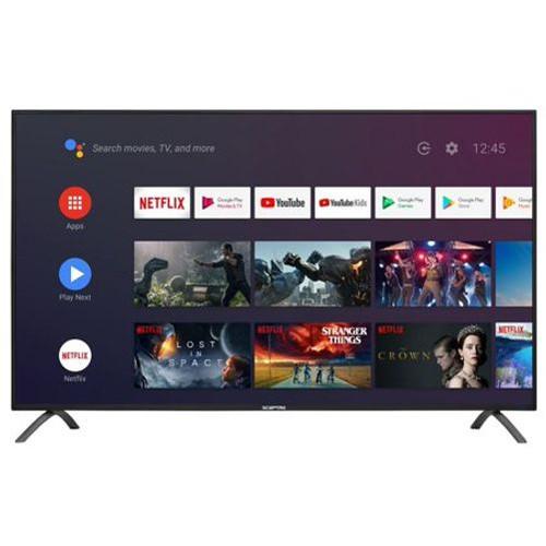 "Sceptre 50"" Inch Class TV (2160p) Android Smart 4K LED TV (A518CV-U)"