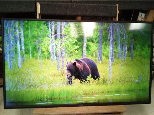 "VIZIO 55"" Class 4K UHD LED Smart TV HDR V-Series V555-G1 - Crack and Lines"
