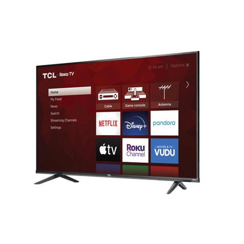 "TCL 65"" Class 4K (2160p) Smart ROKU LED TV (65S431)"