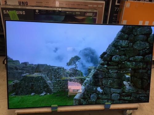 LG 65'' inch 4K UHD Smart OLED TV (OLED65B9PUA)-Burn In- No Stand- As Is - 13062246