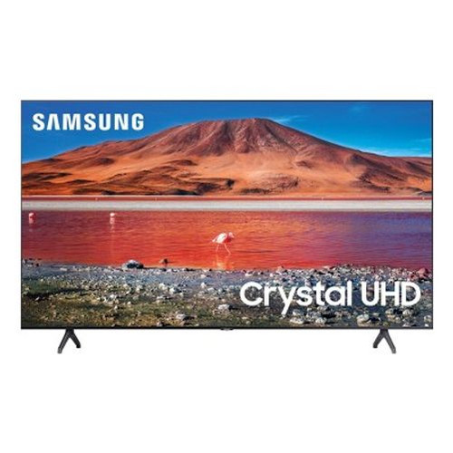 """Samsung 55"""" inch 4K Smart LED HD TV with HDR TU7000- No WiFi Connection- 100 Day Guarantee"""