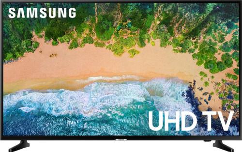 "Samsung 55"" Inch LED 40K UHD Smart TV UN55NU6080F - Heavily Scratched - 13203948"