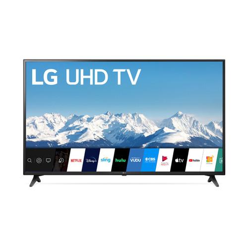"""LG 50"""" Inch 4K UHD 2160P Smart TV 50UN6950ZUF 2020 Model- No Legs- No Sound- 100 Day Guarantee."""
