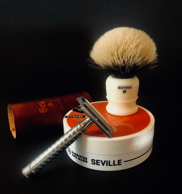 Botiho Shaving Brush.