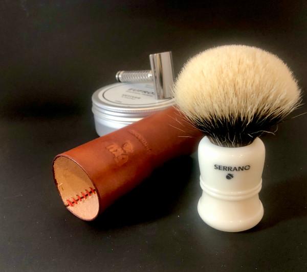 Serrano Shaving Brush.