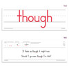 Teacher Red Word Cards (Phonics First® Set)