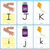 A-Z Multisensory Card Pack