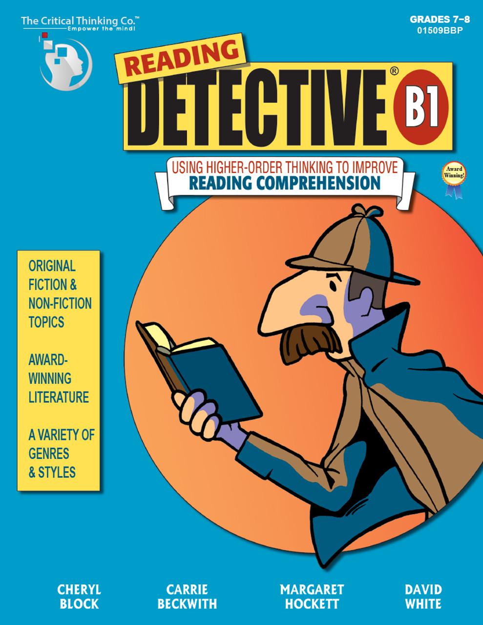 Reading Detective B1-Grades 7-8