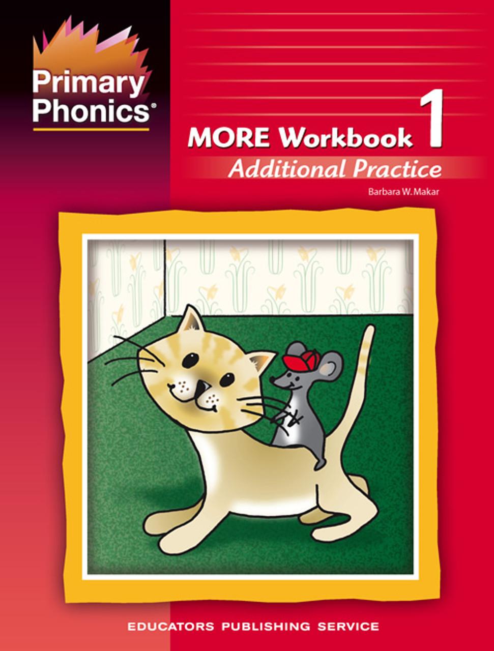 Workbook 1 Primary Phonics