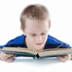 The Struggling Reader with the Thick, Exciting Book