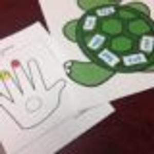 Multisensory Monday- Phonemic Awareness Turtle Activity