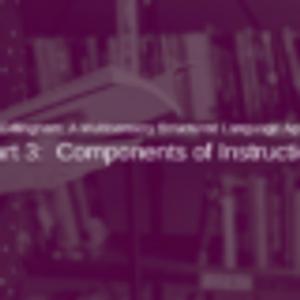 Orton-Gillingham Part 3: Components of Instruction