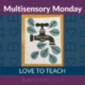 Multisensory Monday- Greek & Latin Roots (hydro/aqua)