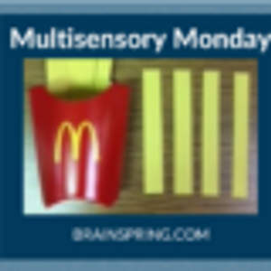 Multisensory Monday: Chameleon Y Can Eat A … Fry?