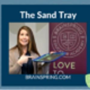 Orton-Gillingham Multisensory Tools: Sand Tray