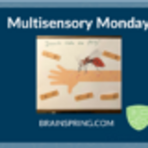 Multisensory Monday: Itchy Insects for Short Vowel I