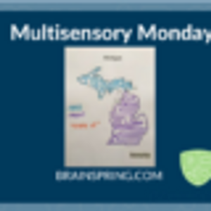 Multisensory Monday: Suffixes Ness and Ment