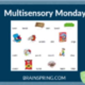 Multisensory Monday: Ending Blend Hole Puncher