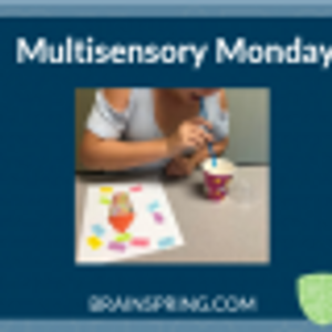 Multisensory Monday: Slurp Bossy R Sounds