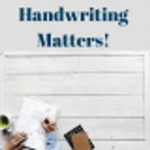 Handwriting Matters