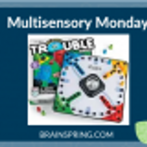 Multisensory Monday: Make a Game Out of It!