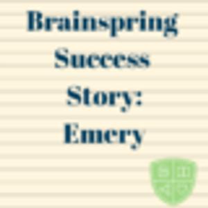 Brainspring Success Story: Emery