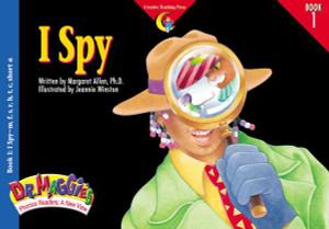 Book #1: I Spy