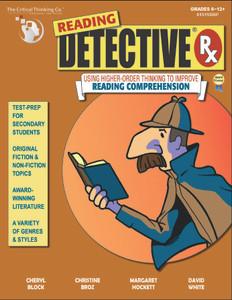 Reading Detective Rx-Grades 6-12