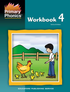 Primary Phonics Workbook 4