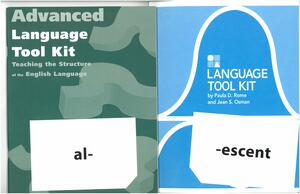 Language Tool Kit-Advanced