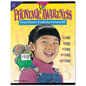 Phonemic Awareness Book