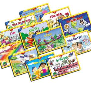 Sight Word Readers Variety Pack-Grades K-1
