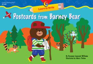Postcards from Barney Bear