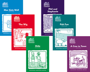 Primary Phonics Complete Storybook Set