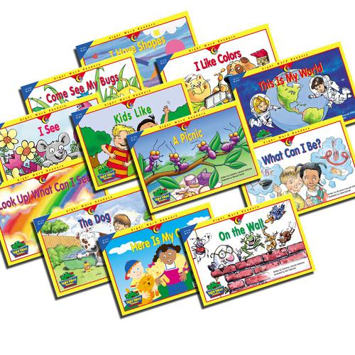 Sight Word Readers Variety Pack-Grades 1-2
