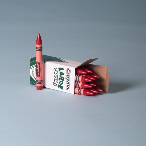 Red Crayons- Large