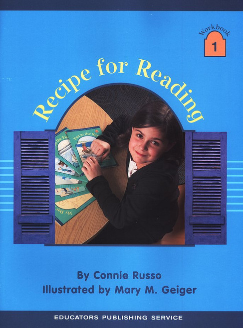 Recipe for Reading Workbook 1
