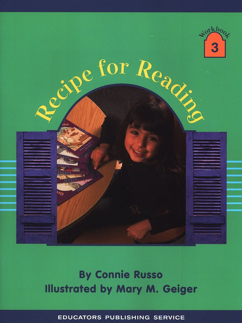 Recipe for Reading Workbook 3