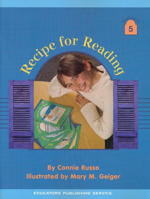 Recipe for Reading Workbook 5