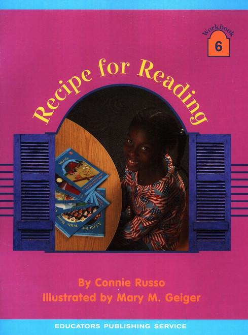 Recipe for Reading Workbook 6