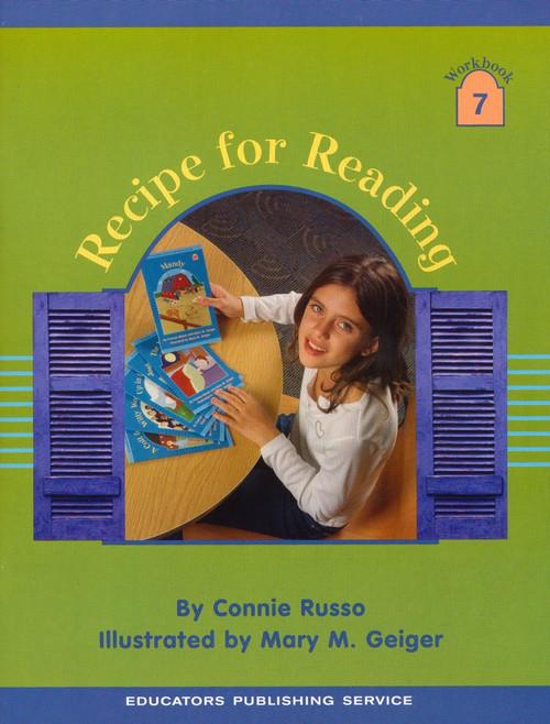 Recipe for Reading Workbook 7