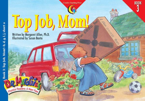 Book #3: Top Job, Mom!
